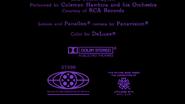 The Color Purple MPAA Card