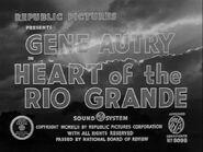 Heart of the Rio Grande - 1942 - MPAA