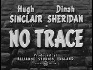 No Trace - 1950 - RCA