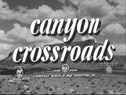 Canyon Crossroads - 1955 - MPAA