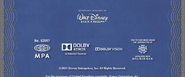 Raya and the Last Dragon Walt Disney Records Logo 2007