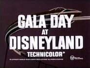 Gala Day at Disneyland - 1960 - RCA