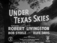 Under Texas Skies - 1940 - MPAA