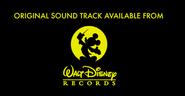 Walt Disney Records (Summer Belongs Movie Varanet)