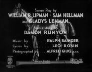 Little Miss Marker - 1934 - MPAA