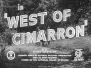 West of Cimarron - 1942 - MPAA