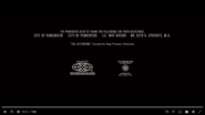The X-Files I Want to Believe MPAA Card