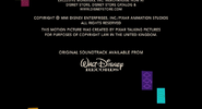 Monsters, Inc. Re-Release Walt Disney Records