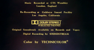 The Secret of NIMH - 1982 - Dolby