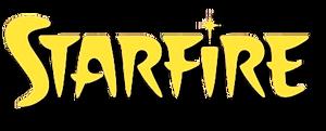 Starfire (2015) DC Logo