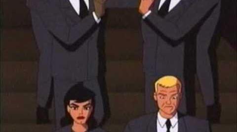 The Death Of Batman music video