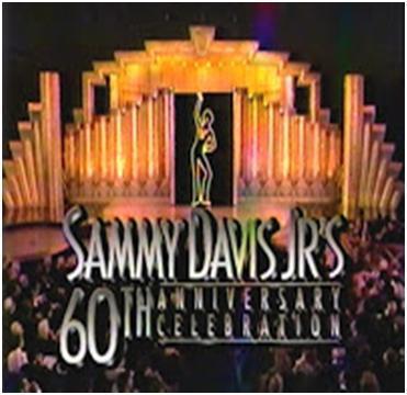 Sammy Davis Jr's 60th Anniversary Celebration