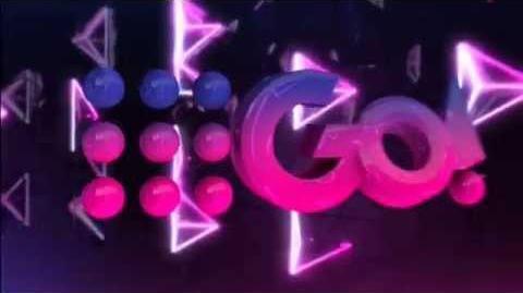 9Go! - 10 Second Ident (2015)
