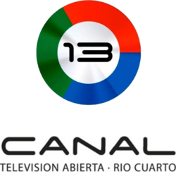 Canal 13 Río Cuarto (Logo Vertical - 2014).png