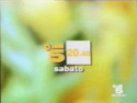 Canale 5 - white and light yellow 1994