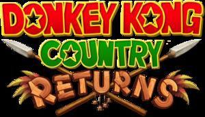 Donkey Kong Country Returns logo.png