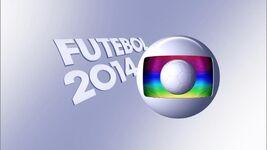 Futebol na Globo 2014