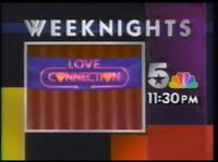 KXAS-TV Come Home to the Best 1988-1989