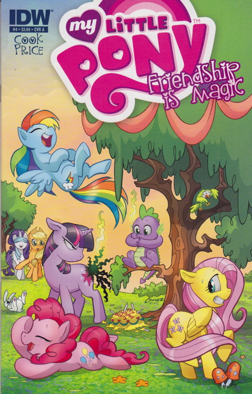 My Little Pony: Friendship Is Magic (comic book)