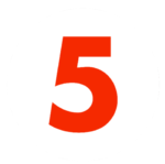 The 5 Network Number 5