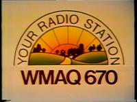 WMAQ 1977