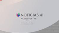 Wxtv noticias 41 al despertar package 2019