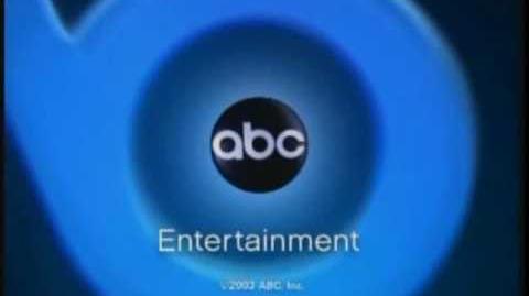 ABC Entertainment I.D. Logo (2003)