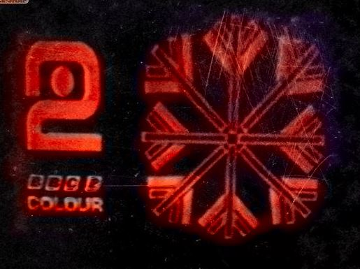 BBC Two/Christmas Idents