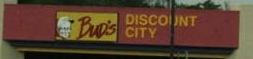 Bud's Discount City