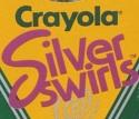 Crayola Silver Swirls