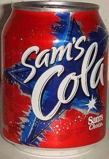 Sam's Cola