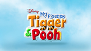 My Friends Tigger & Pooh title card