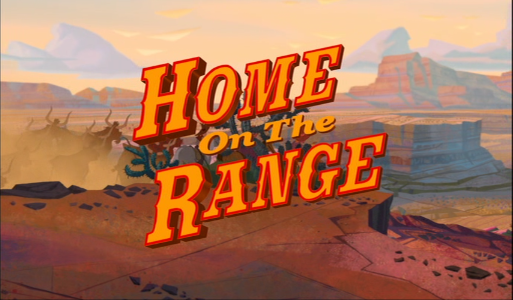 Home on the Range (2004 film)