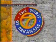 KATV Spirit of Arkansas 1992 ID
