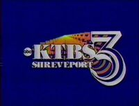 KTBS 3 station idpromonewsbreak montage 1986-2016 (Shreveport ABC) 3