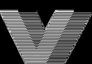 Vestron Video 1982 print logo (alt. inverted)