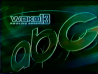 WBKO-TV ABC 1989 Something's Happening Silde ID