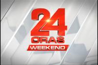 24 Oras Weekend Logo 2016