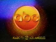 ABC-TV's Video ID With KABC-TV Los Angeles Byline From Late 1984