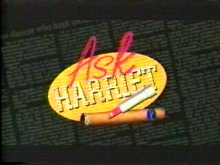 Ask Harriet
