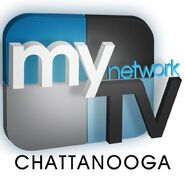 My Network TV Chattanooga Logo