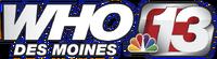 WHO-TV 2020 logo