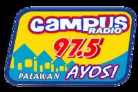 Campus Radio 97.5 Palawan Logo 2009.png