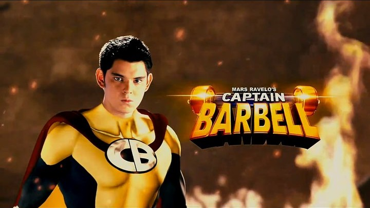 Captain Barbell (2011)