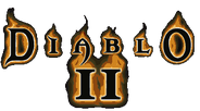 Diablo II second draft logo