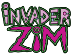 Invader Zim Logo 2