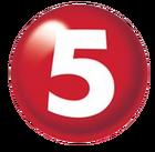 TV5 Number 5 Logo 2015