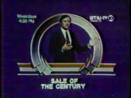 WTAJ-TV Sale Of The Century 1985 Promo
