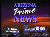 7301995 KSAZ Channel 10 Prime News Promos