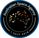 AustralianSpaceAgency MissionPatch